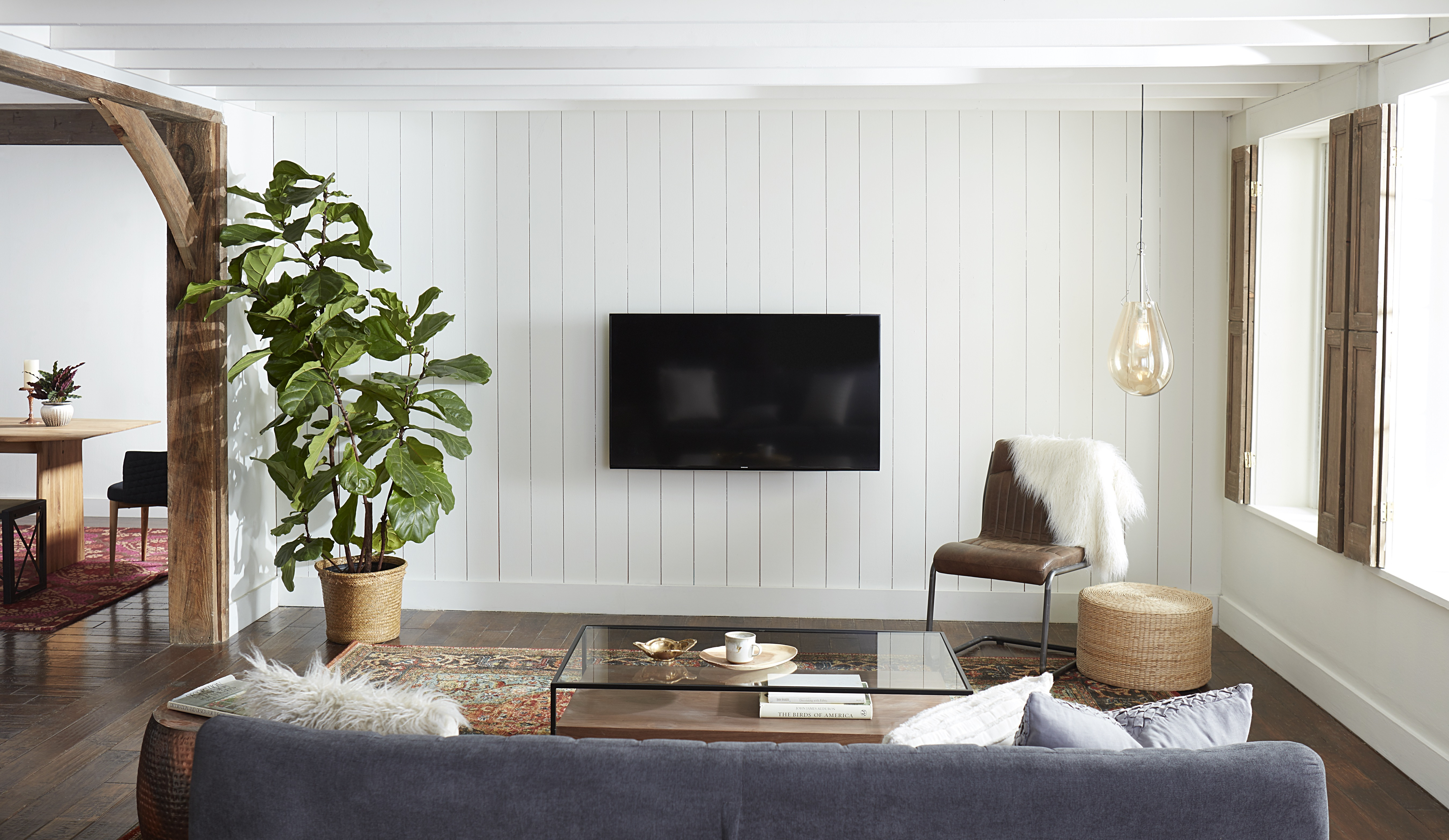 Where to Mount a TV in the Living Room