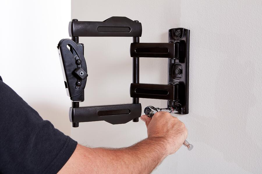 Installing A S Tv Mount