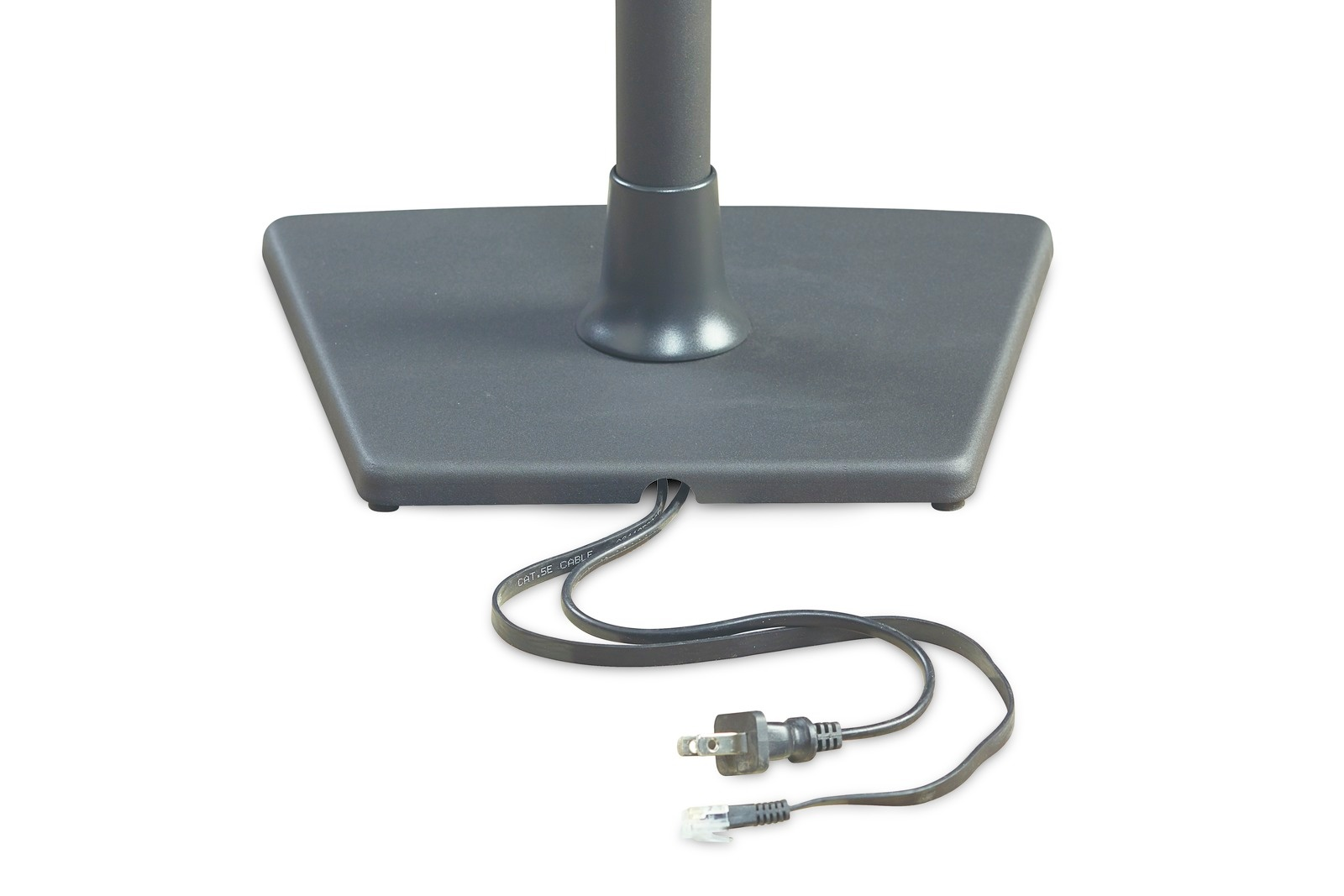 SANUS WSS1 Speaker Stand with Cable Management
