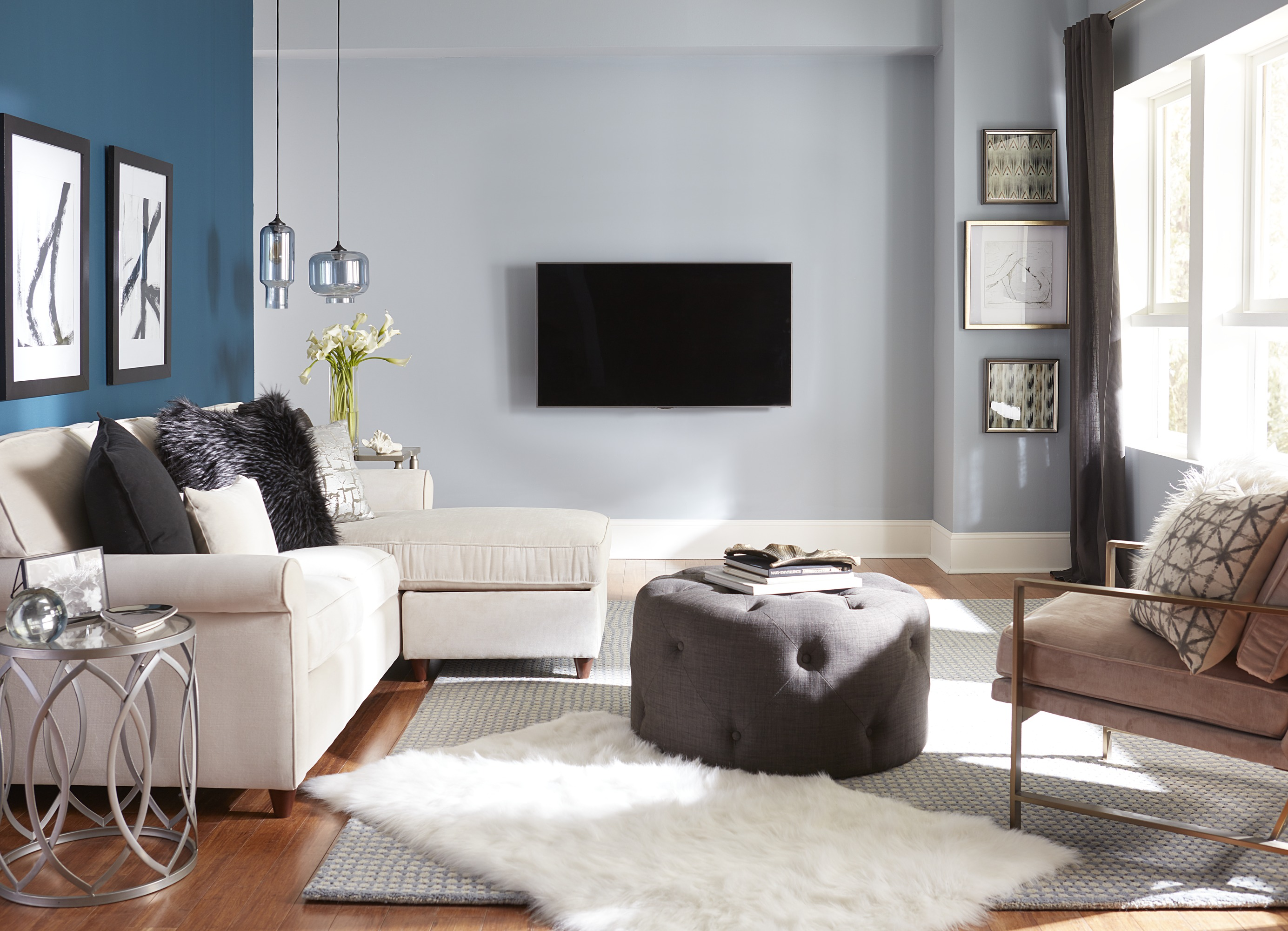 TV Mount or Entertainment Center