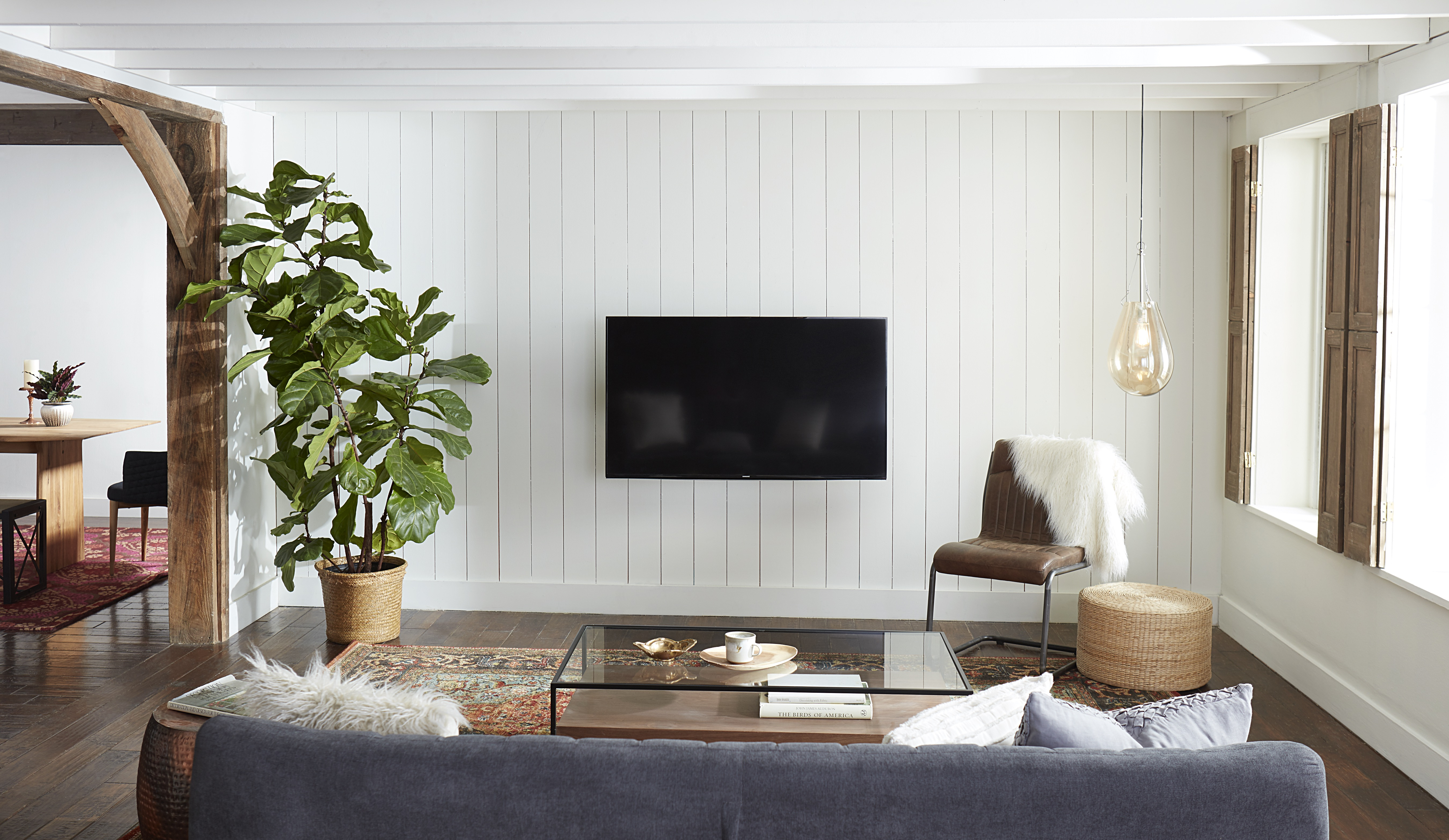 TV Mounting Height: Where to Put Your TV on the Wall [VIDEO]